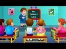 Песня английского алфавита со звуками для детей