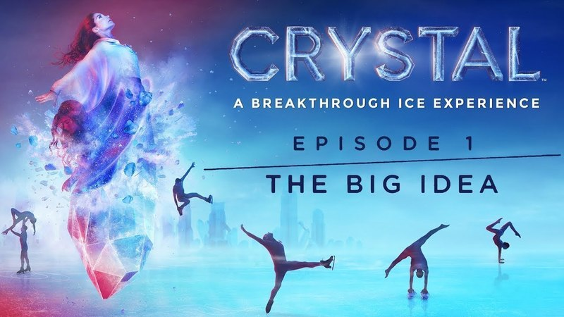 Brand New Crystal Behind the Scenes Series | Gliding Higher | Ep 1 | Cirque Du Soleil