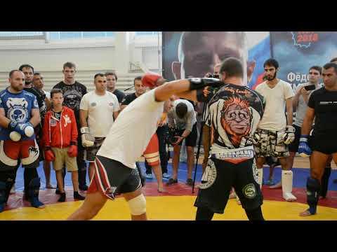 Мастер-класс Федора Емельяненко во Пскове (часть 2). Основные ошибки бойцов ММА