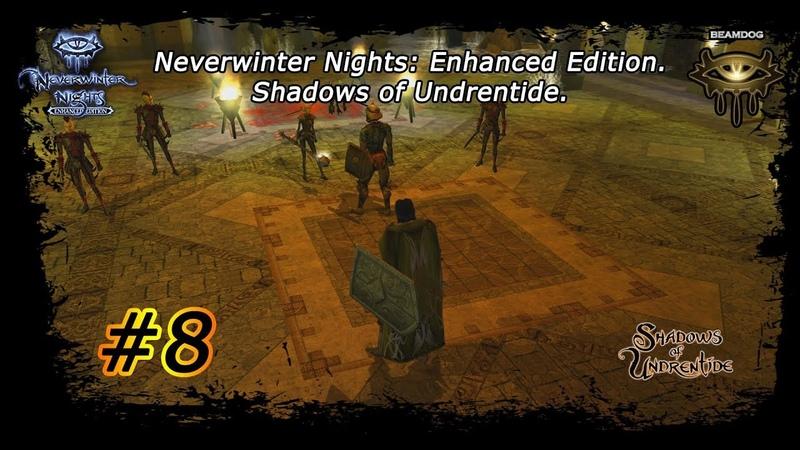 Прохождение [co-op] Neverwinter Nights Enhanced Edition | Shadows of Undrentide | 8