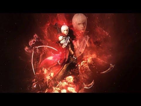 Devil May Cry 3 HD Collection Прохождение Часть 5 Бешенный Беовульф