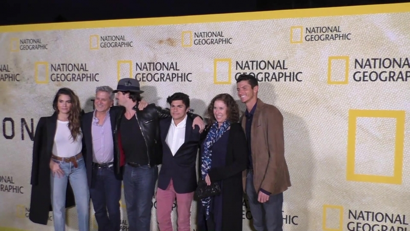 Мероприятие: Мировая премьера фильма «Долгая дорога домой» от канала «National Geographic» 30/10/17