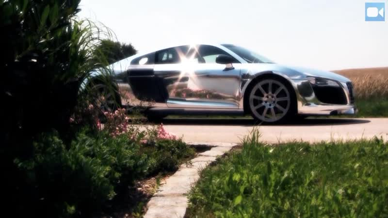 Audi R8 MTM V10 BiTurbo 777 HP