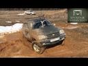 WorkМобиль. Нива грязи не боится! Daewoo Nexia тестдрайв по бездорожью
