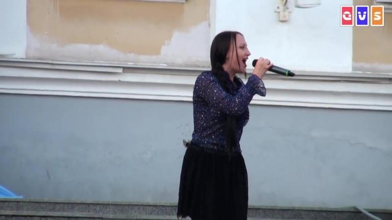 Евгения Лыкасова (ролик) г. Краснотурьинск...