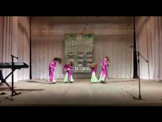 Сибирские Изумруды,танец Ираки ,Лауреат 3 степени