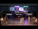 YOON JI VS 이주향 SEMI-FINAL 2 2018 JSDC KOREA
