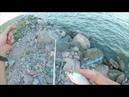 Фин залив Порт Бронка Ловим на фидер и резинку ч 1