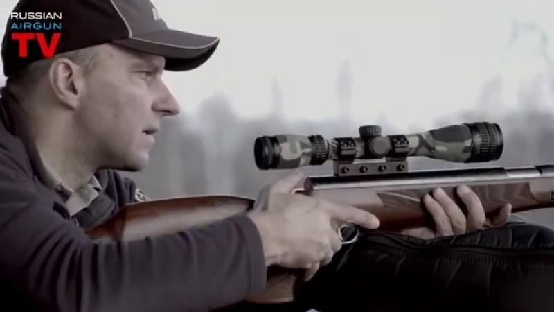 Russian Airgun TV. Пневматическая винтовка Weihrauch HW 97 4,5 mm. Тест любителя