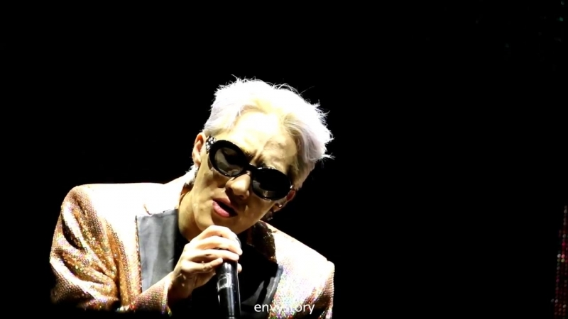 [FANCAM] Zion.T - Because I Love You | CINEMA Live in Taipei 2018 (04.08.2018)