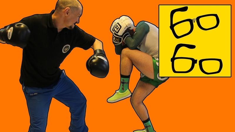 Защита от ударов в боксе с Николаем Талалакиным — уклоны и нырки, блоки и подставки, боевые стойки
