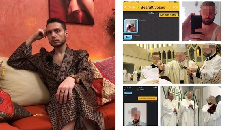 Sex im Vatikan: Callboy outet 40 katholische Priester