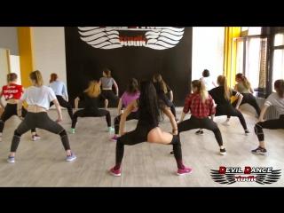 Die Antwoord-  I Fink U Freeky /choreo by IFreid DDS Fem Workshops