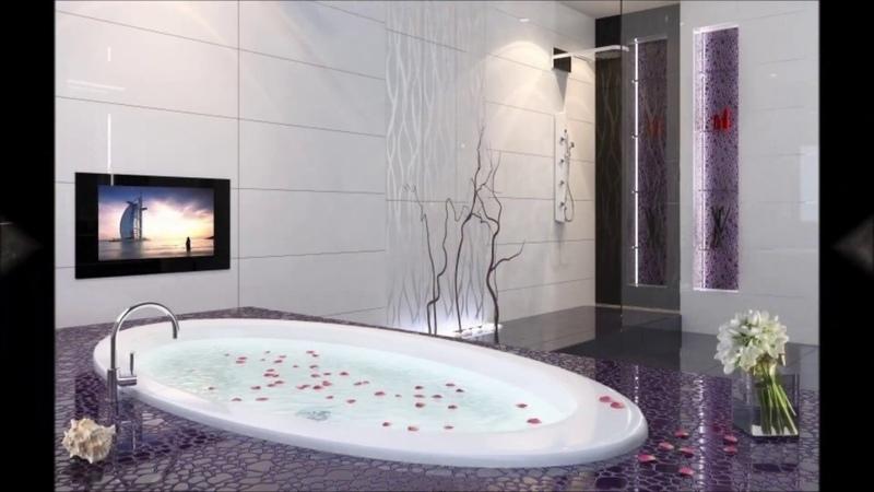 Телевизор для ванной комнаты .Умный туалет ч 3 Mirror TV