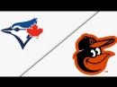 AL 11 04 2018 TOR Blue Jays @ BAL Orioles 3 3