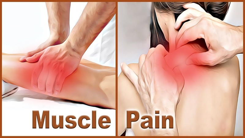 Muscle Pain Relief Relieve Muscles FAST
