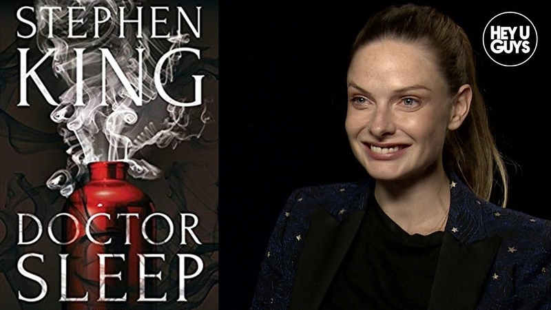 Rebecca Ferguson on The Shining Sequel - Doctor Sleep