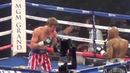 Lanell Bellows Ko victory over Thomas Gifford
