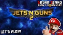 Jets'n'Guns 2 Gameplay Chin Mouse Only