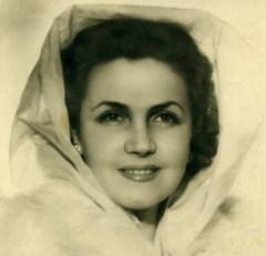 День памяти. Тамара Макарова.