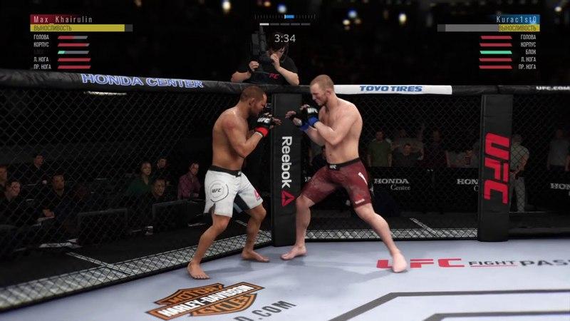 JFL 13 LIGHT-HEAVYWEIGHT Misha Cirkunov kurac1st0 vs Dan Henderson Max_Khairulin