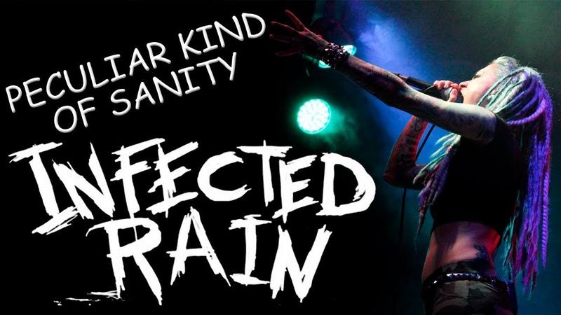 INFECTED RAIN - PECULIAR KIND OF SANITY (г. Орёл) LIVE