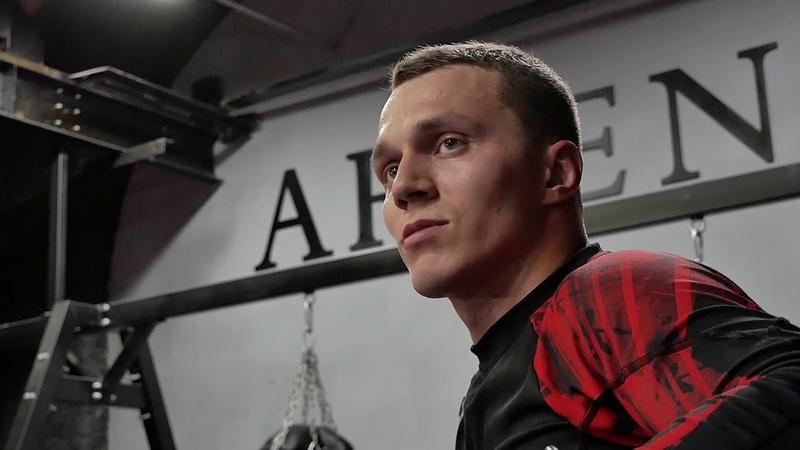 Боксер чемпион проверил Тарасова перед боем