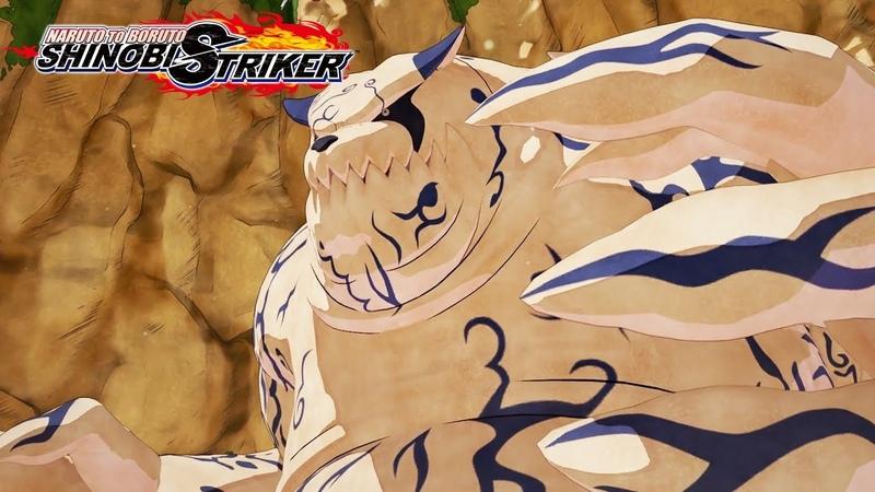 VS GIANT SHUKAKU!! - BORUTO STRIKER 4
