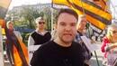 Запись прямой трансляции массового пикета Национального-Освободительного Движения 15.09.18 Москва