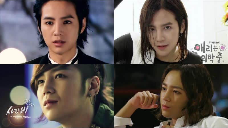 Jang Keun Suk • From Hwang Tae Kyung and to Dokgo Ma Te