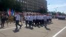 Республиканский военный лицей Выпуск 2018 Торжественное прохождения выпускного курса