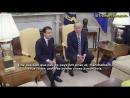 Trump félicite le Premier Ministre italien pour sa lutte contre l'immigration (30/07/18)