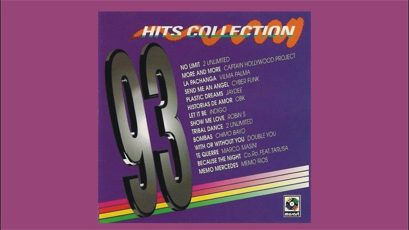 Hits Collection '93 (versiones completas) FULL HD
