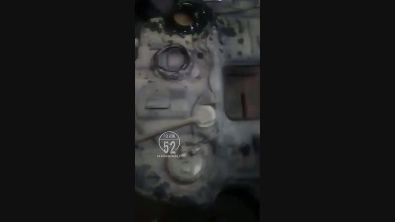 Разбавленный бензин на заправке - Регион-52
