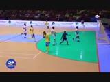 Colombia 22:0 India. Mundial C20 de AMF