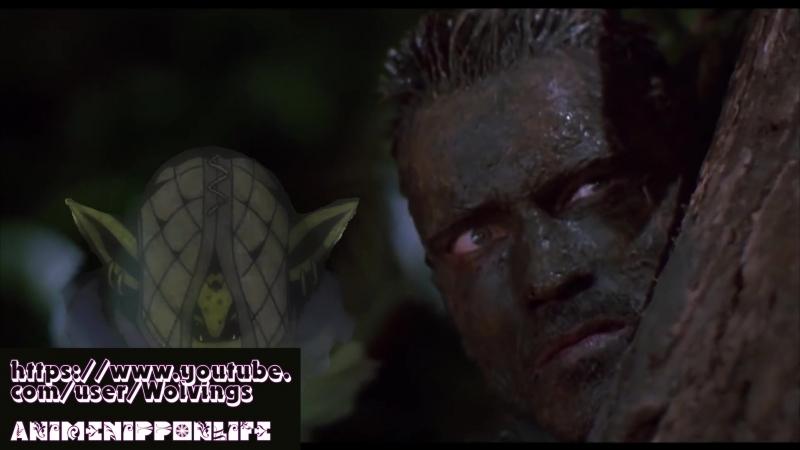 Убийца гоблинов Шварцнегер мем