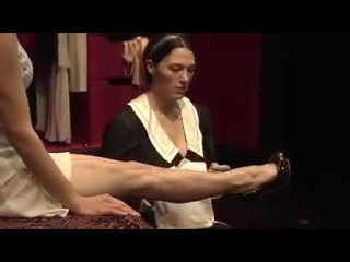 The Maids -feet worship