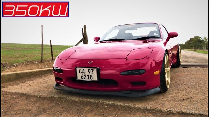 Mazda RX7 Rotary POWER
