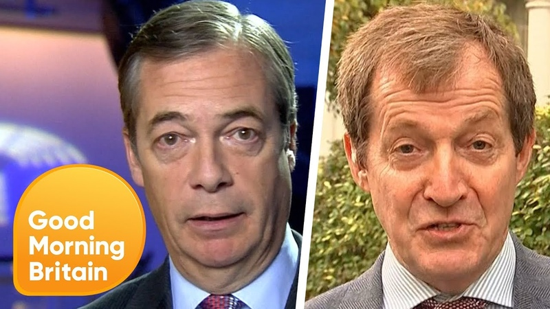 "Nigel Farage Blasts Theresa May: ""This Is the Worst Deal in History 
