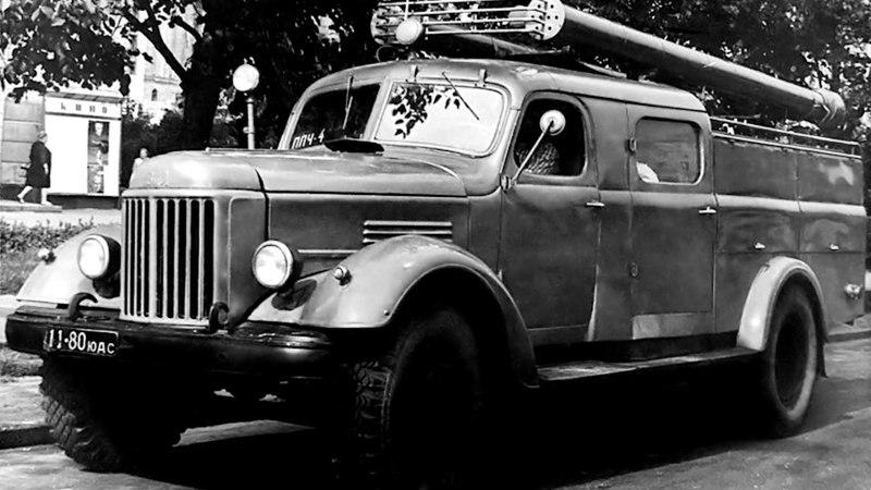 ГАЗ АЦ 30 164 53А 1962 65