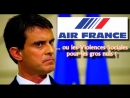 ADBK : Air France, ou les Violences Sociales pour les Gros Nuls ! ( 2015 )