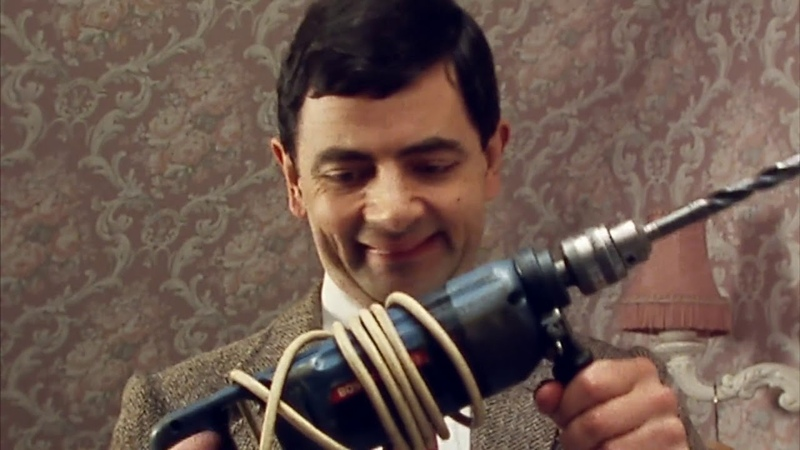 Mr Bean in Room 426   Episode 8   Widescreen Version   Classic Mr Bean