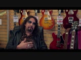 Ace Frehley _ Interview &amp Signing at Sam Ash NYC