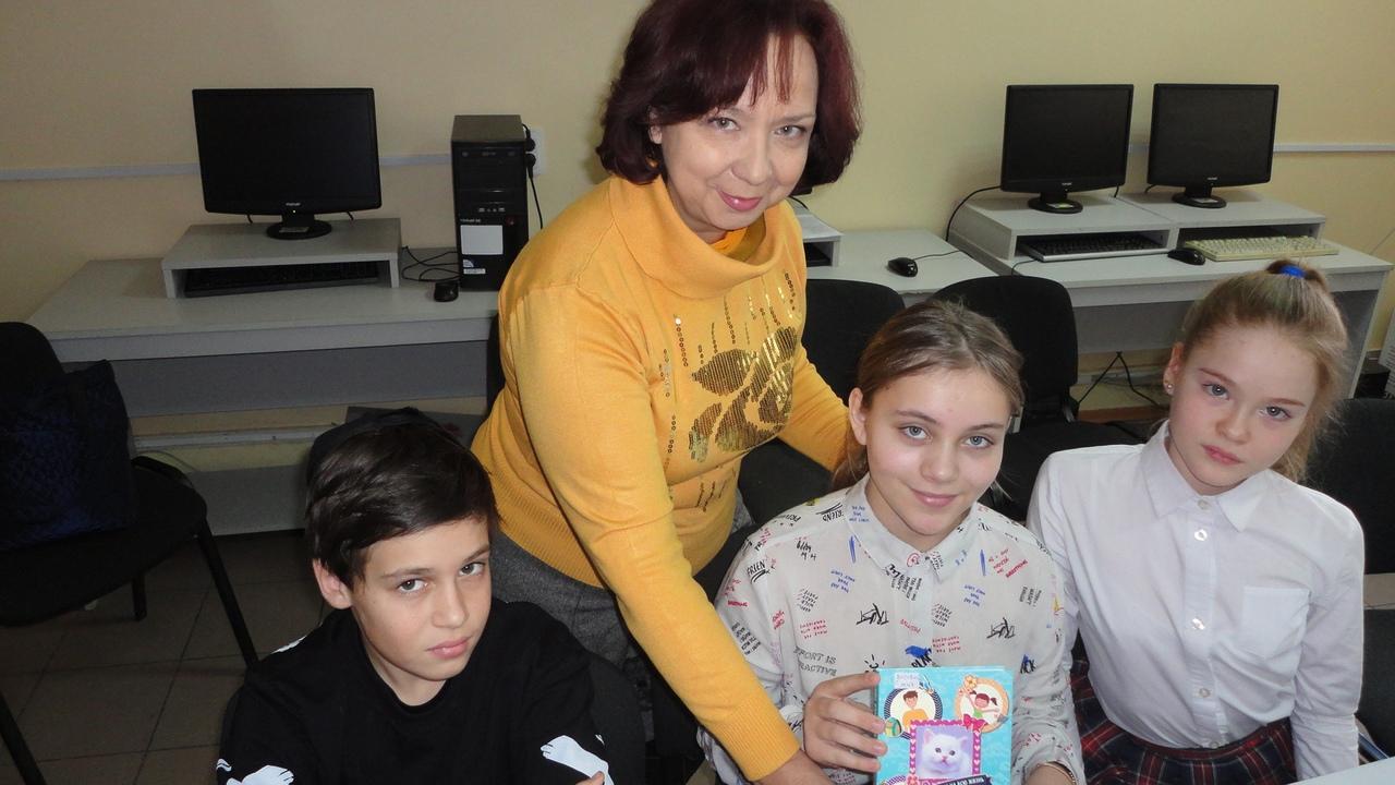 республиканская неделя детской и юношеской книги, донецкая республиканская библиотека для детей, отдел обслуживания учащихся 5-9 классов, путь книги