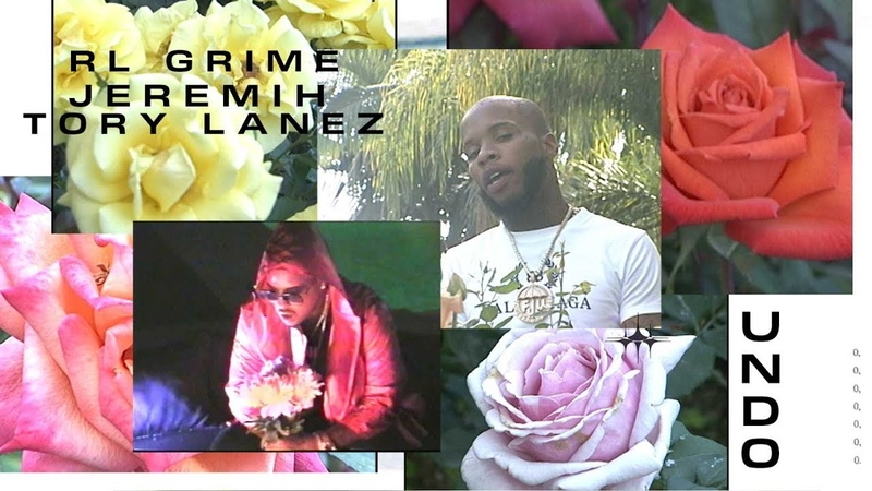 RL Grime - Undo feat. Jeremih Tory Lanez (Video)