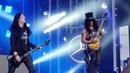 World on Fire, Anastasia Slash ft. Myles Kennedy and The Conspirators on Jimmy Kimmel LIVE! 9/12/18