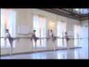 Vaganova Ballet Academy Classical Exam adagio in Grishko uniform