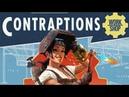 Обзор Fallout 4 - Contraptions Workshop DLC (Новые возможности)