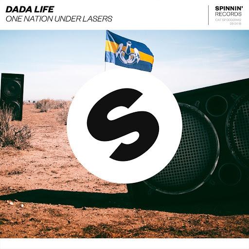 Dada Life альбом One Nation Under Lasers