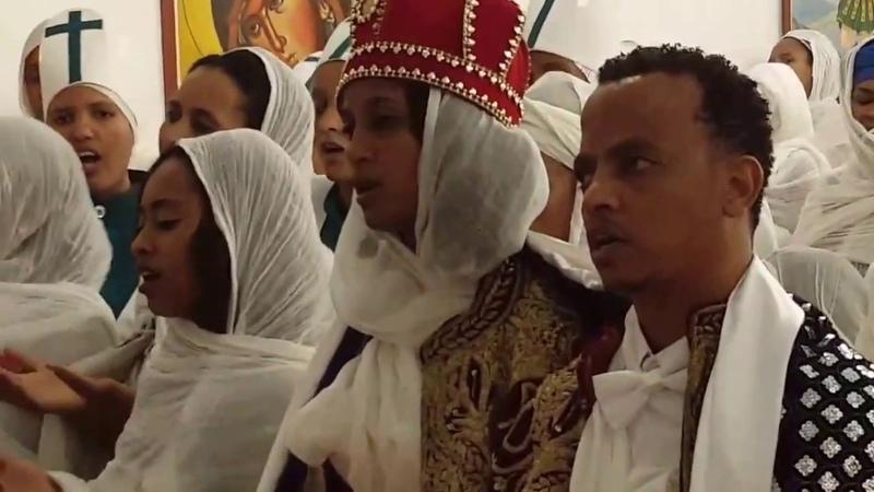 ደመቀ አበራልን የአማኑኤል ሥራ (መንፈሳዊ ጋብቻ) | Demeke Aberalin | Ethiopian Orthodox Tewahedo Wedding Mezmur